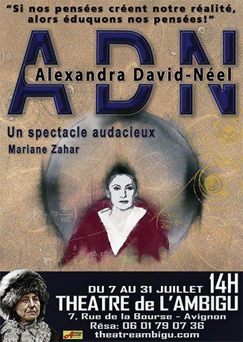 ADN Alexandra David Neel