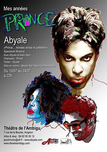 Affiche-Mes-annees-Prince-Avignon